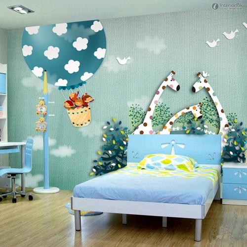 نصائح-لغرف-نوم-الاطفال