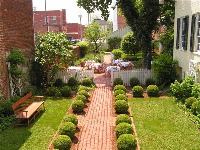 تصاميم حدائق منزلية صغيرة