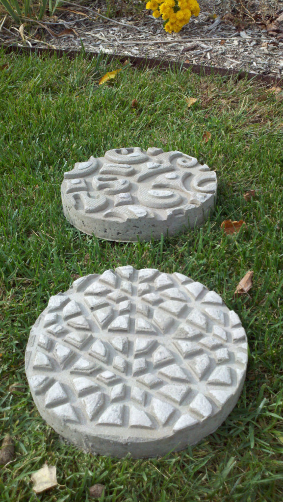 أفكار ممرات الحدائق منزلية الصنع