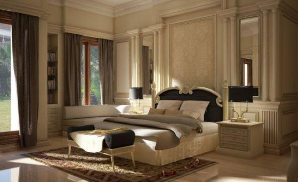 أجمل تصميم غرفة نوم الرئيسية