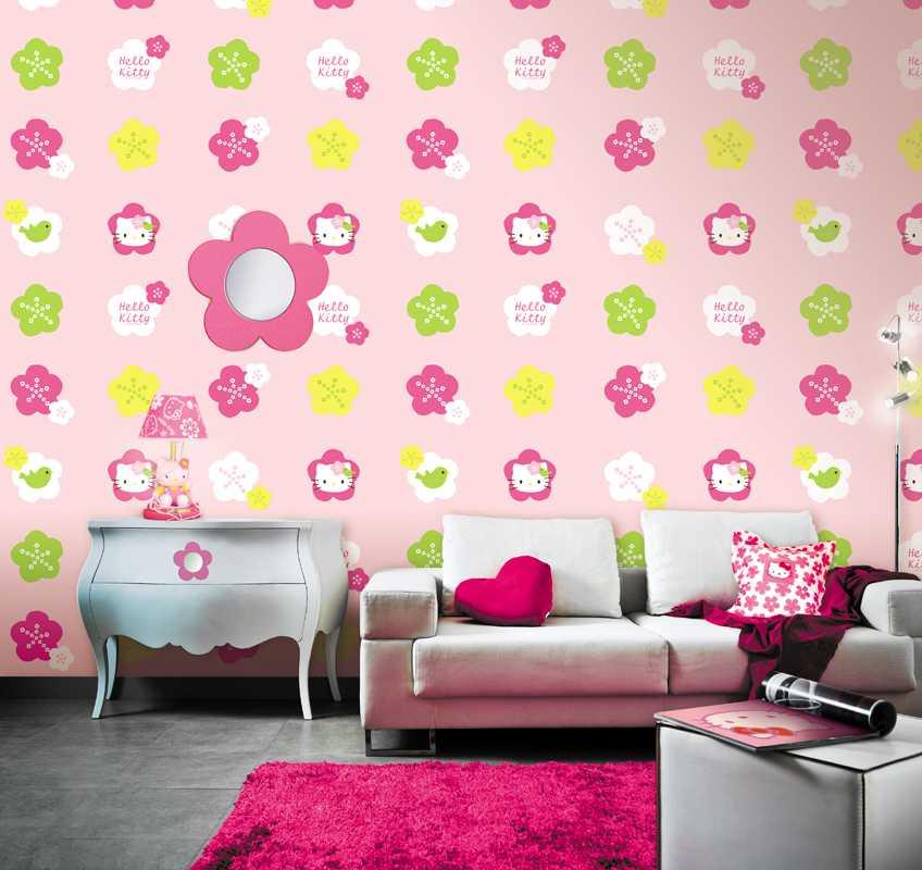 اشكال ورق جدران لغرف الاطفال