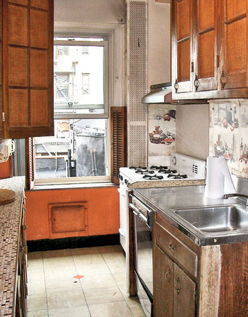 مجموعة افكار لاستغلال المساحات في المطبخ