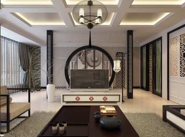 النمط الهندسي لتزيين المنزل باشياء بسيطة