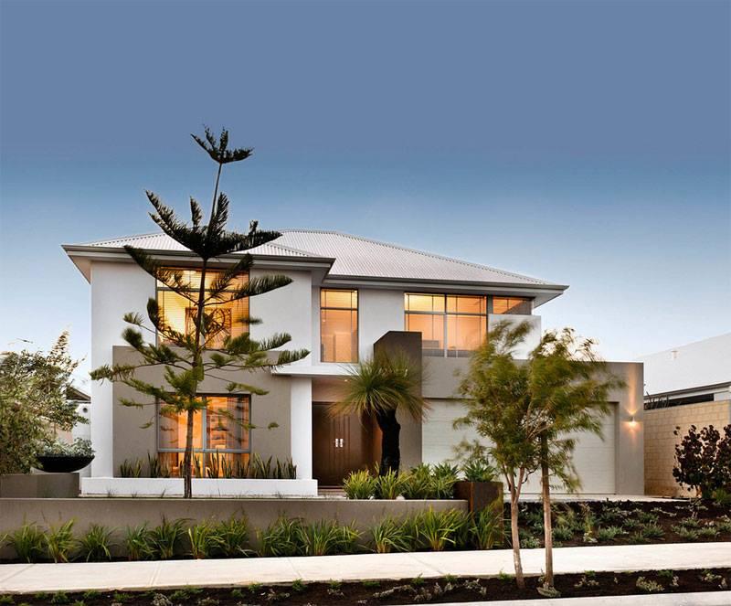 تصاميم حدائق منزلية امامية