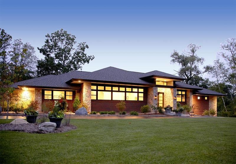 تصاميم حديثة لحدائق منزلية