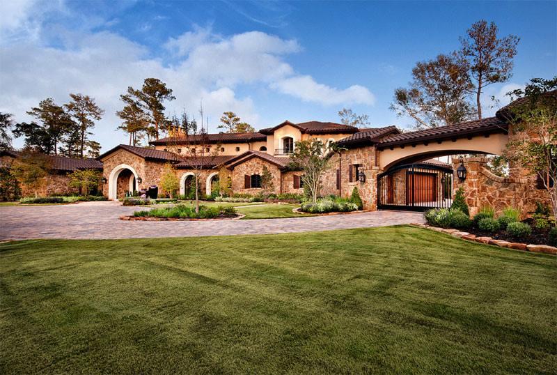 تصميم حدائق منزلية جميل