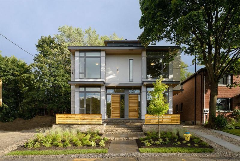 تصميم حديقة امامية للمنزل