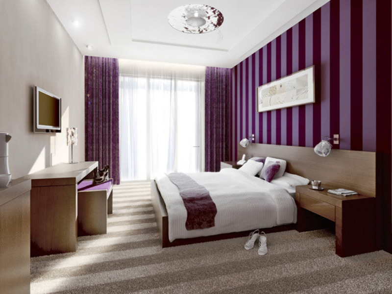 Wall Color Designs Bedrooms :