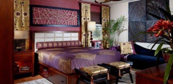 ديكور لغرفة النوم