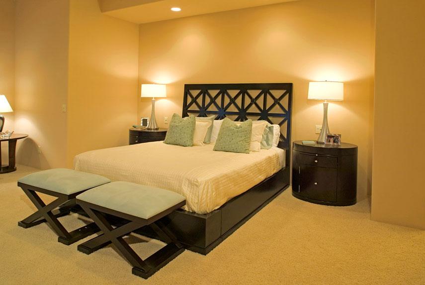 ديكور غرفة النوم مبتكرة