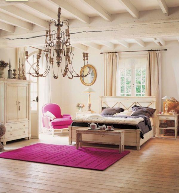 فكرة منعشة لديكور غرف نوم رئيسية