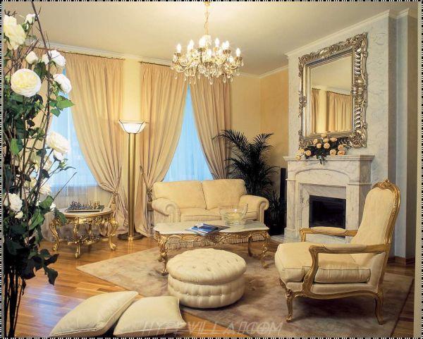 اثاث كلاسيكي لغرف الجلوس