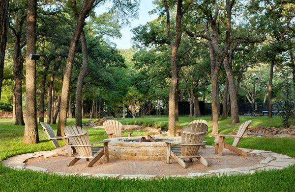 اجمل حدائق المنزل الخارجية