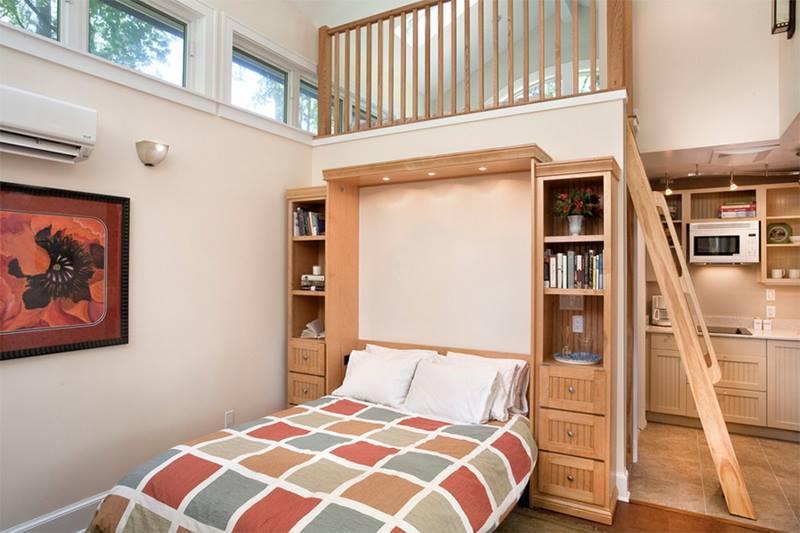 استغلال المساحات في غرفة نومك