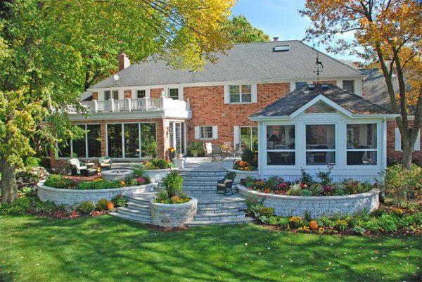 افكار احواض زراعه لحديقة منزلك