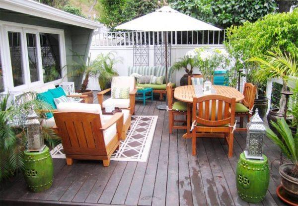 افكار تصميم حدائق منزلية صغيرة
