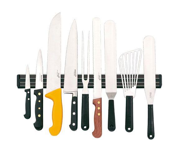 افكار لترتيب المطبخ حامل سكاكين مغناطيسي