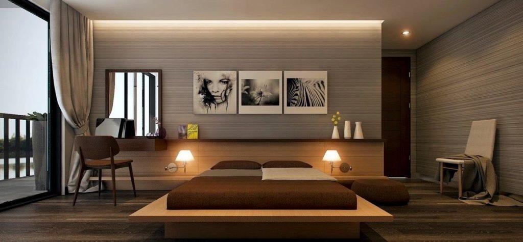 انارة تقليدية لغرف النوم