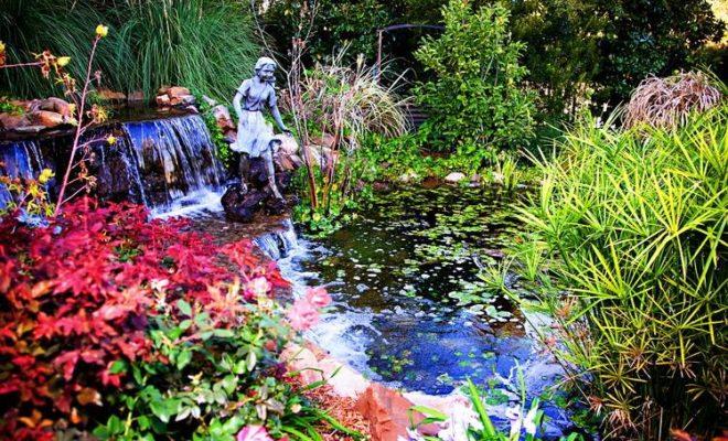 تزيين الحدائق المنزلية , 10 نصائح لجعل حديقتك أجمل