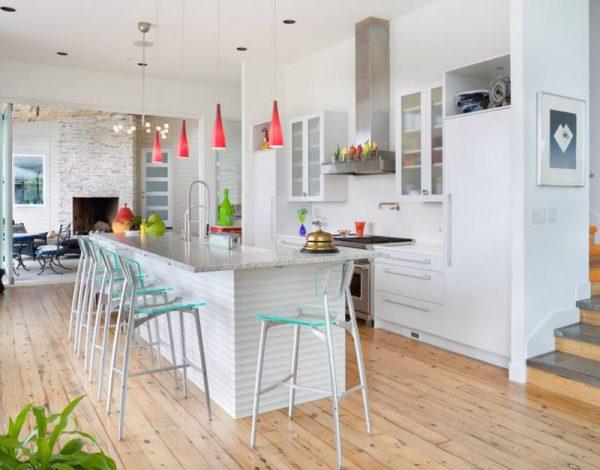 تصميم بار لمطبخ منزلك
