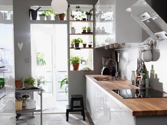 تصميم مطبخ ايكيا