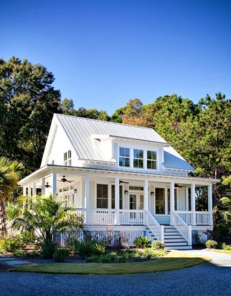 تصميم منازل من الخارج لمنزل فني فاخر