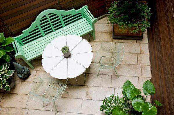 تصميم الحدائق المنزلية الصغيرة جدا