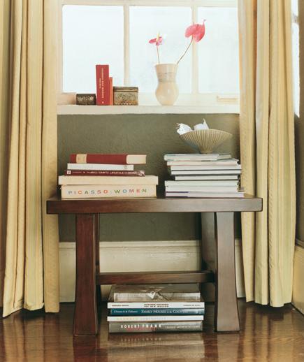 تنظيم غرف المعيشة صغيرة المساحة