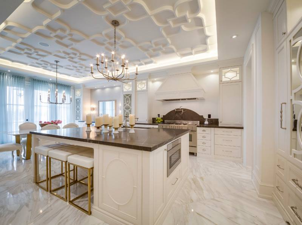 ثريات شموع لمطبخ بيتك