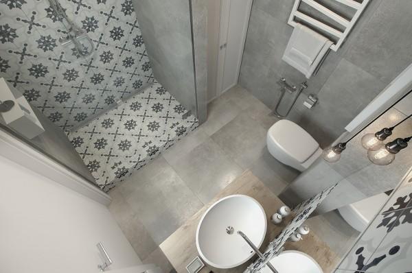 ديكور حمام لشقق صغيرة