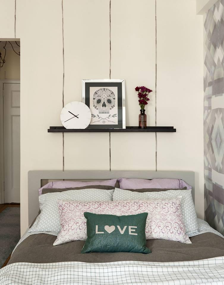 ديكور لغرفة نوم لشقق صغيرة