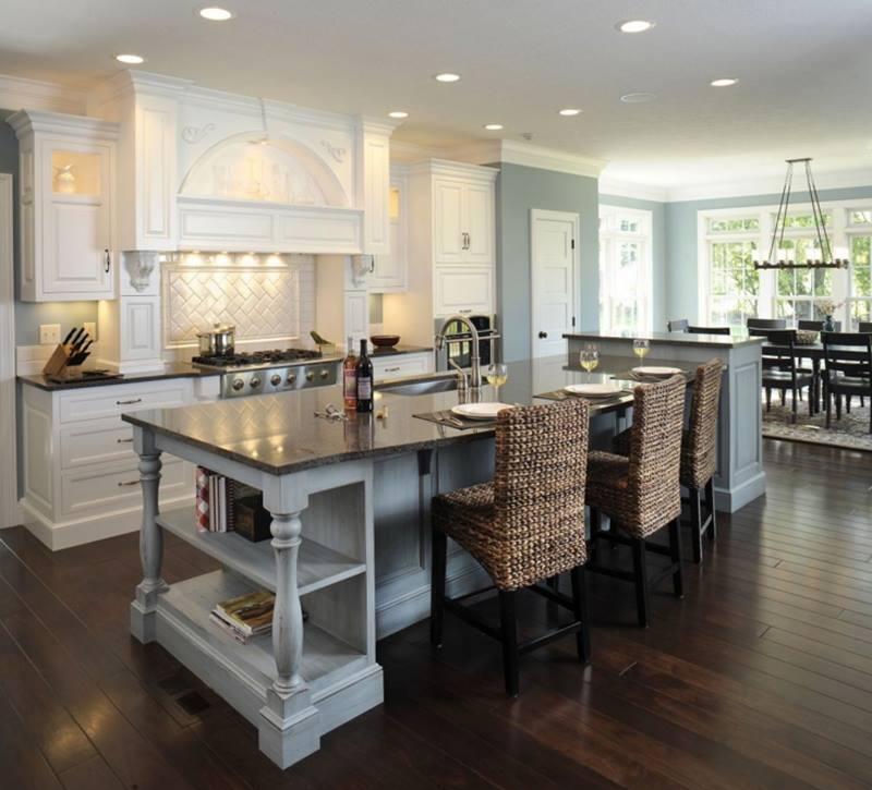 راتان لكراسي المطبخ