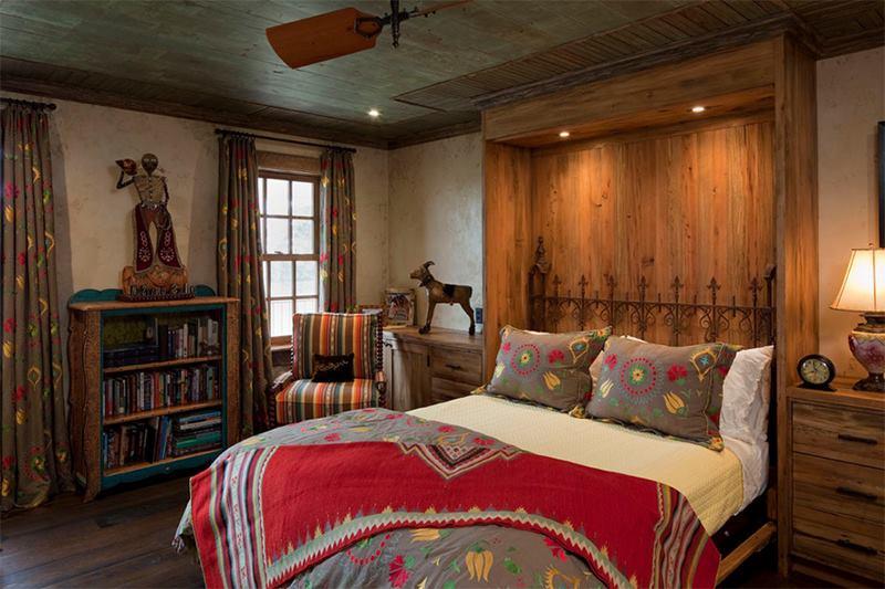 سرير مودرن قابل للطي للمساحات الصغيرة