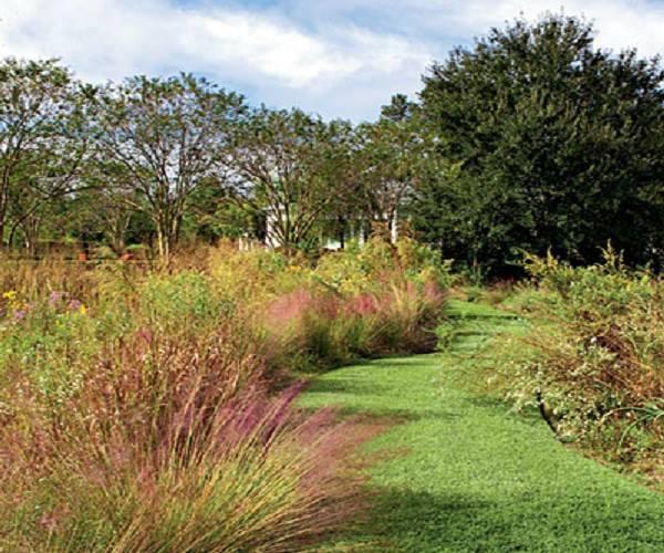 طرق تزيين الحدائق المنزلية
