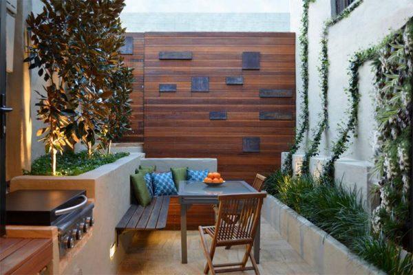 طرق تصميم حدائق منزلية صغيرة