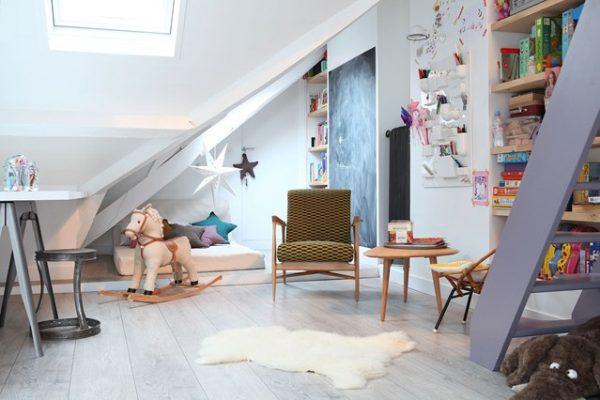 طرق تنظيم غرف الاطفال
