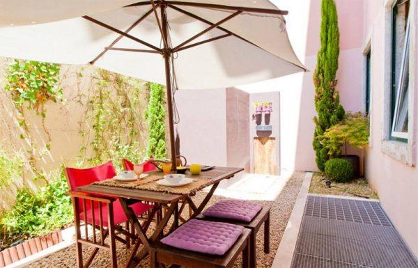 كيفية تصميم حدائق منزلية صغيرة