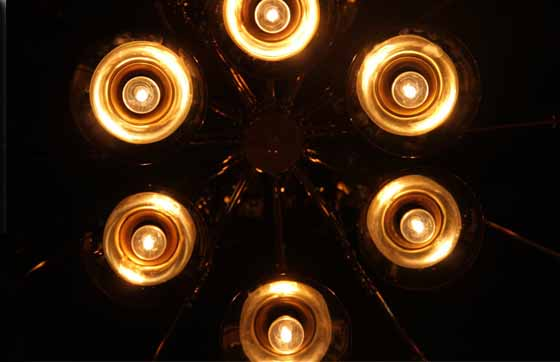 اضاءة اسقف مودرن