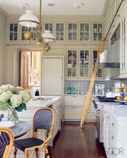 افكار ترتيب المطبخ الصغير