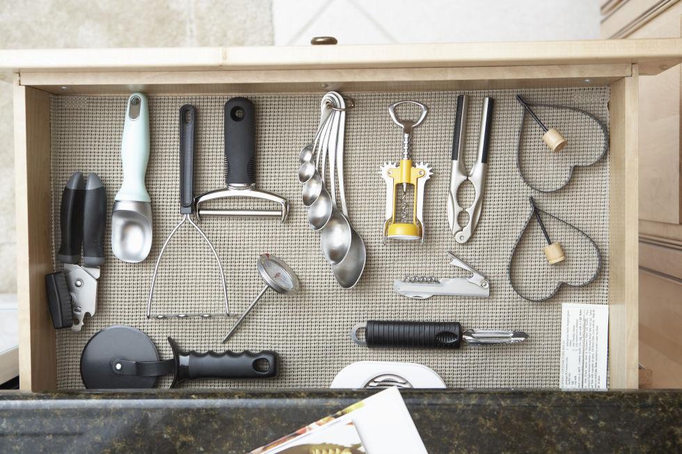 طريقة ترتيب المطبخ