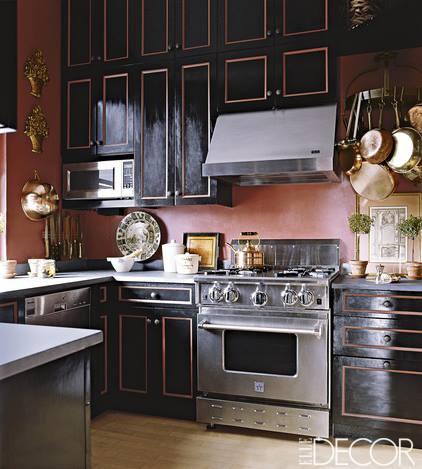 ترتيب ادوات المطبخ