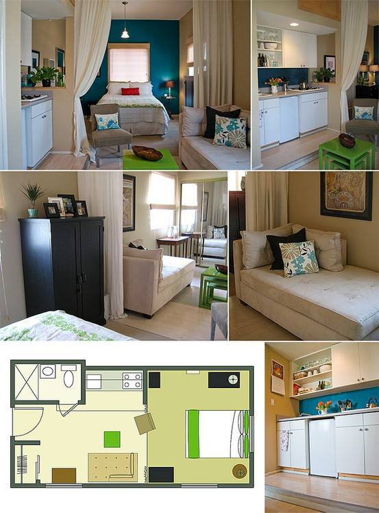 تصميم منازل صغيرة 12