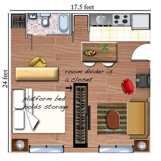 تصميم منازل صغيرة 6