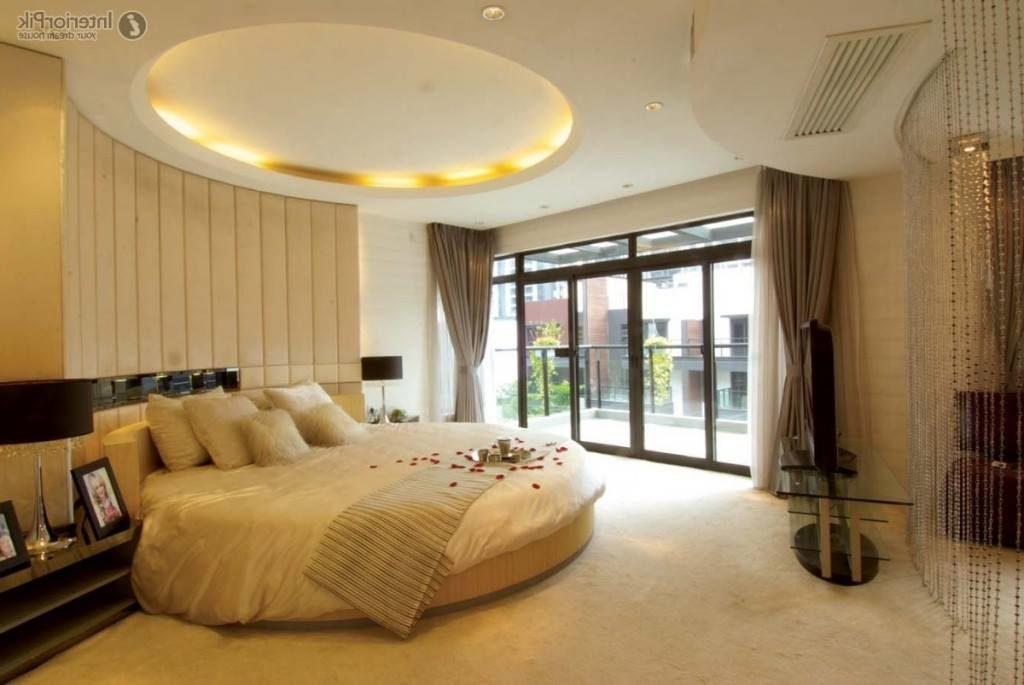 ديكورات جبس لاسقف غرف النوم