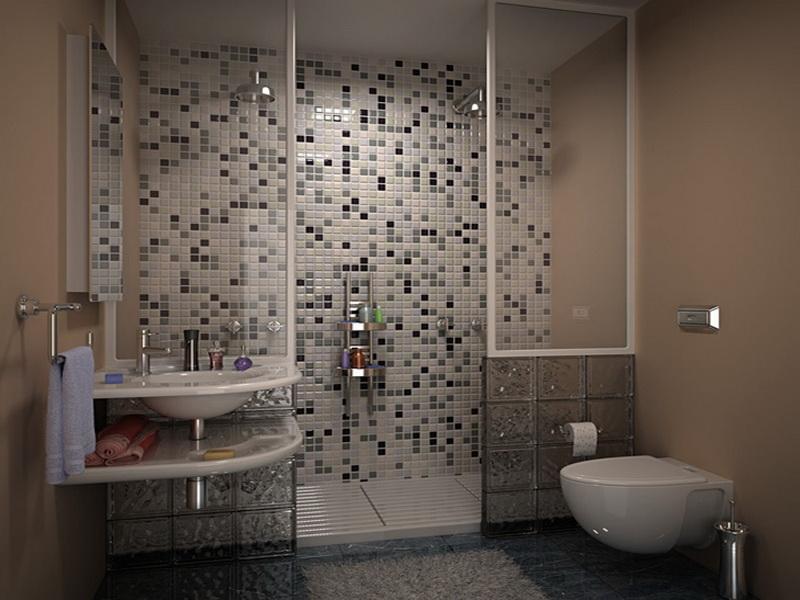 ديكورات حمامات سيراميك كلاسيكي