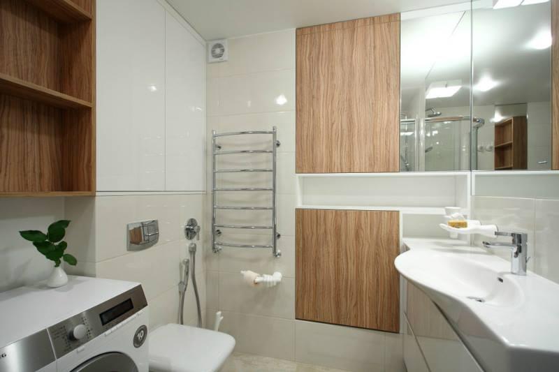 ديكورات حمامات منازل صغيرة المساحة