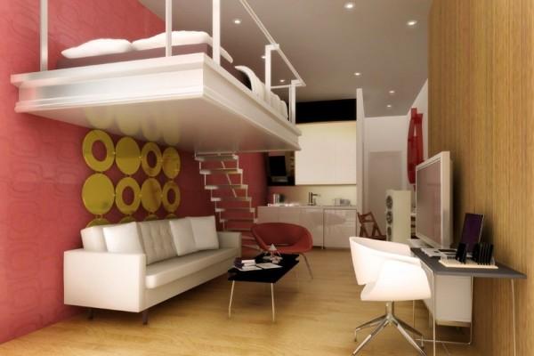 تصميم منازل صغيرة 12 فكرة تصميم رائعة يمكن إستخدامها عرب ديكور