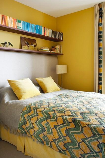 ديكورات مودرن لغرف النوم الصغيرة