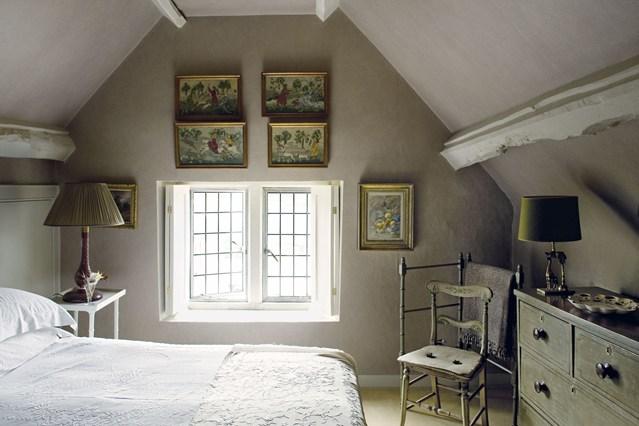 ديكور غرف النوم الصغيرة