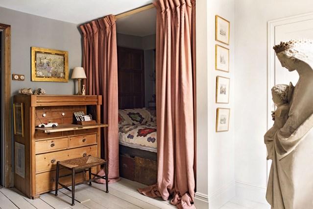 ديكور لغرف النوم صغيرة الحجم